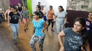 MERE RASHKE QAMAR |NUSRAT FATEH ALI | ZUMBA DANCE| CHOREOGRAPHY BY ZIN SONA