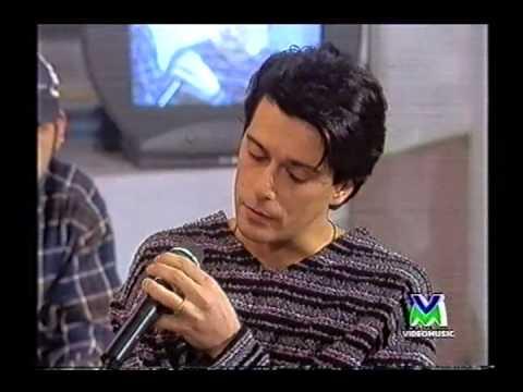 Andrea Chimenti a Segnali di Fumo – Videomusic – 26-01-1996