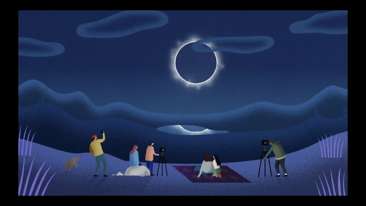 Learn About Solar Eclipse Science From Today's Google Doodle