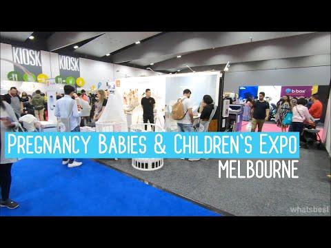 Pregnancy Babies & Children's Expo Melbourne 2020