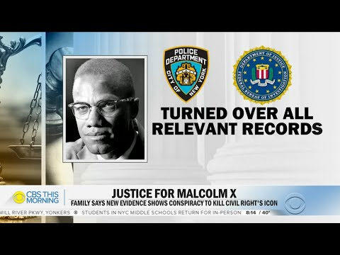 THE NATION OF ISLAM ☪️ IS STILL RESPONSIBLE FOR DEATH OF MALCOLM X