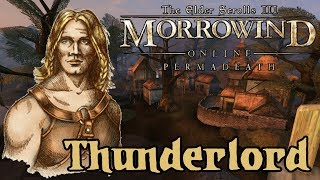 Morrowind Co-op Permadeath: Enter the Thunderlord [Ep.1]