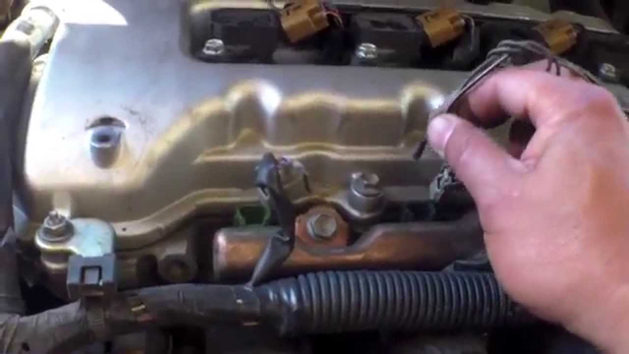 Simple RESISTENCE test fuel injector Toyota Corolla √  YouTube