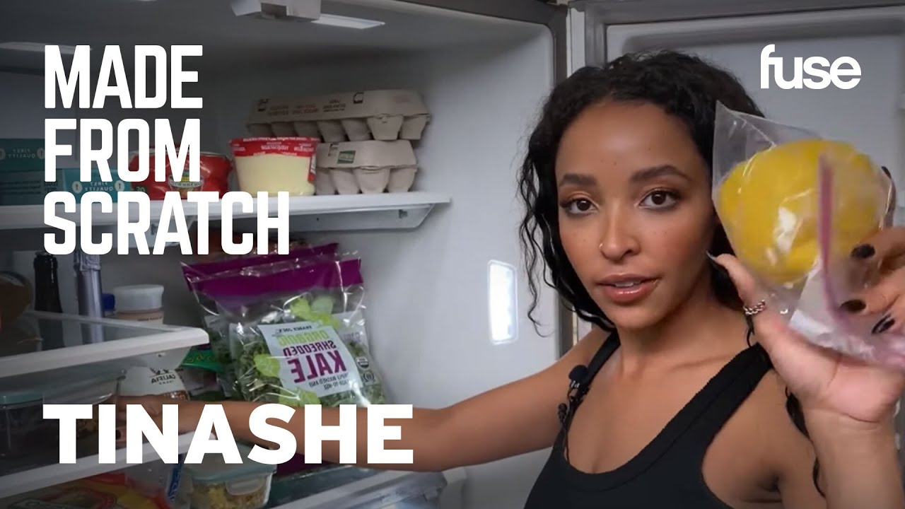 What's In Tinashe's Fridge? | Made from Scratch