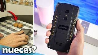 Un móvil abre nueces por 80€ | Poptel P8, un rugerizado con IP68