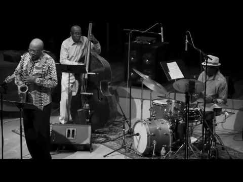 Trio 3 - Oliver Lake, Reggie Workman, Andrew Cyrille - at Vision Festival 17 - June 16 2012