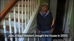 Foreclosure Machine Grinds On Through Holidays