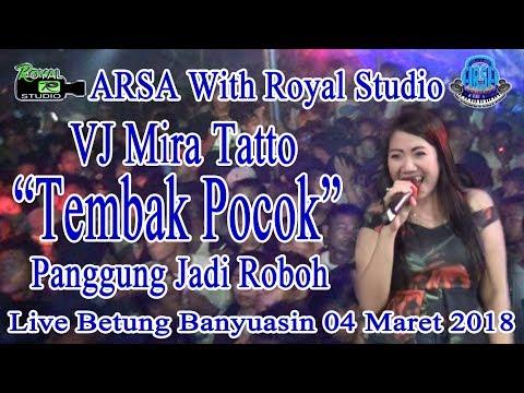 """""""PANGGUNG ROBOH"""" ARSA Live Betung Banyuasin (04/03/18) Created By Royal Studio"""