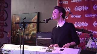 Repeat youtube video Greyson Chance - Temptation - Sundance ASCAP Music Café