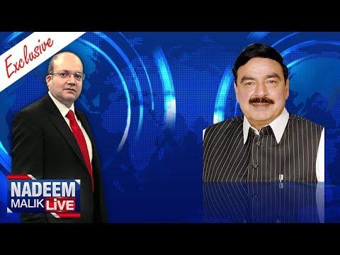 Nadeem Malik Live - 12 Oct 2017 - Samaa News