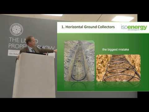Renewable Energy - Ground Source Heat Pumps