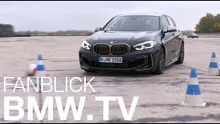 BMW Fanblick: Fans testen den neuen BMW 1er. Teil 2.