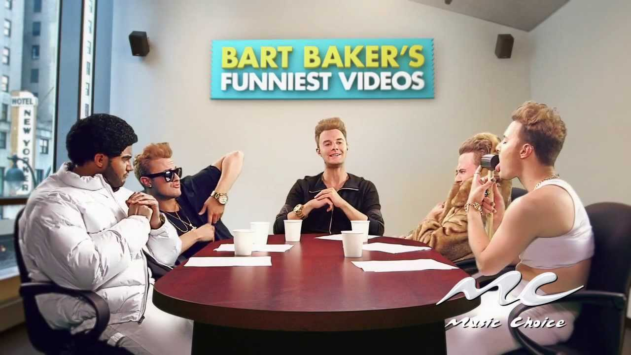 Bart Baker's Funniest Videos on Music Choice Play
