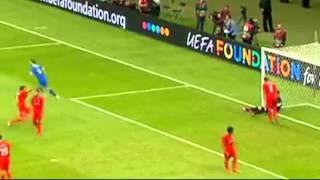 Ruslan Rotan Amazing Goal - Dnipro vs Sevilla 2-2 (27/5/15) Europa League Final 2015
