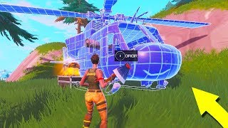 7 Greatest Bugs and Glitches of Fortnite in 1 video..