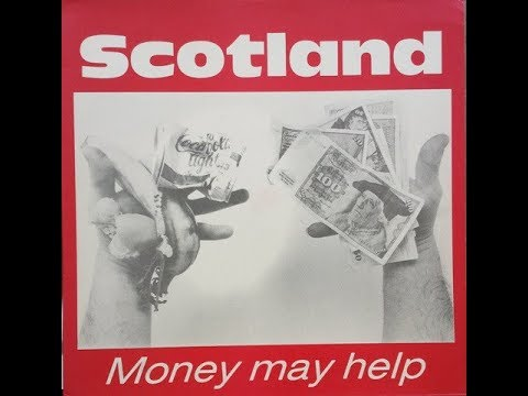 Scotland - Money may help