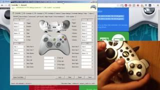 Gambar cover X360CE - Jak Emulować Dowolny Pad jako X360 Controller [QuackVR.com]