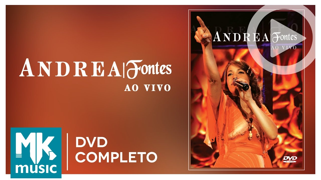 andrea fontes ao vivo playback