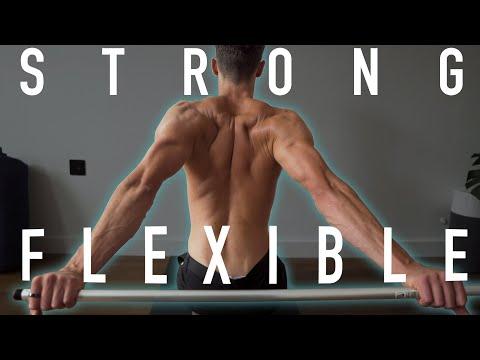 Build Strong & Flexible Shoulders (2 Exercises)