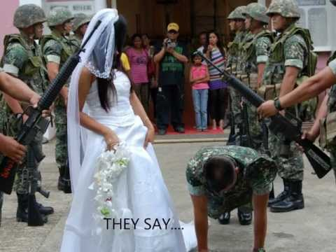 Philippine Marine's Wives