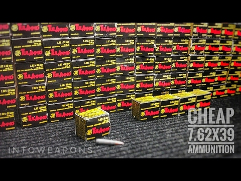 AK-47 Ammo SALE!  7.62x39 Ammunition Deal