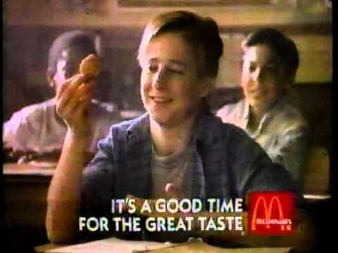 Kids TV afternoon ad break 1986 part 2