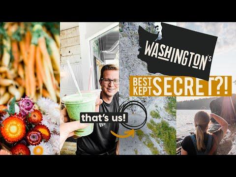 Weekend Guide to Bellingham, WA // Travel Vlog