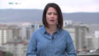 Two more rockets land in border town of Kilis, Natasha Exelby reports