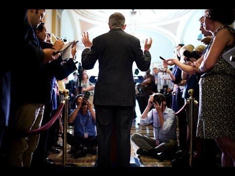 July 8 Senate Democrat Leadership Press Conference