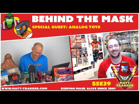 Special Guest: Analog Toys - S5E39