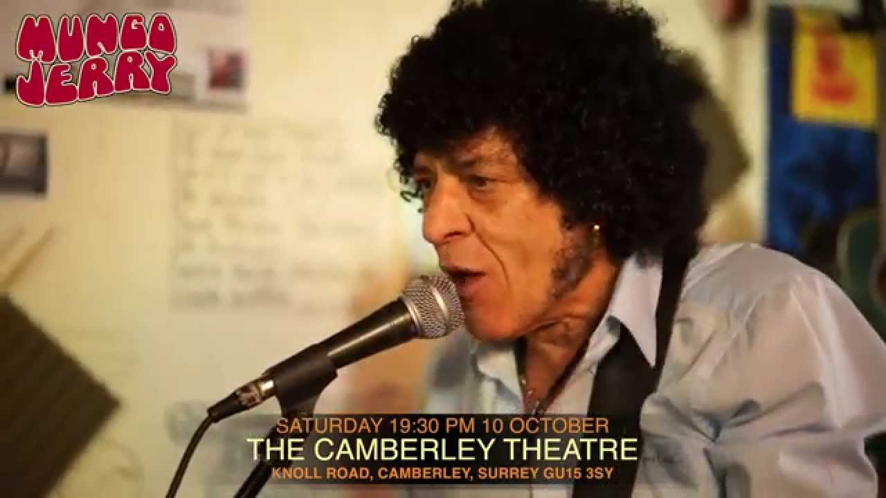 CAMBERLY GIG REHEARSAL / MUNGO JERRY WILD LOVE