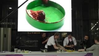 Мастер-классы шеф-поваров на фестивале Omnivore
