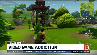 Treatment for video game addiction