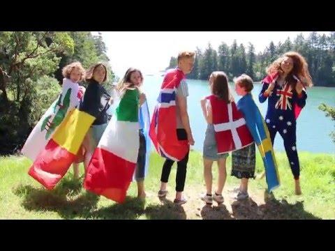 Pearson College UWC-Eurovision promo