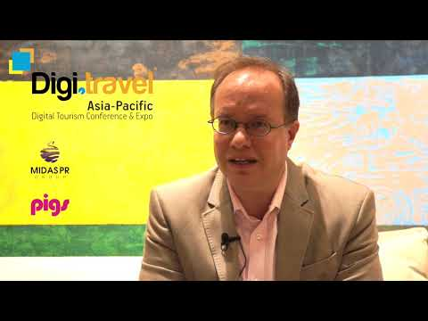 3rd Digi.travel Asia-Pacific Conference & Expo - 20 June 2018 - Jens Thraenhart #2