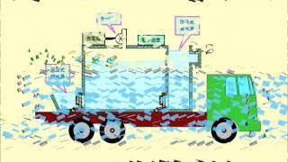 水車を使わない水力発電Ⅳ