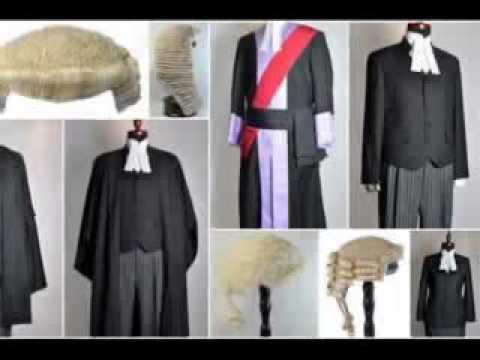 Jarvis & Kensington Legal Wear - YouTube