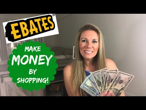 How To Get eBates Cash Back On All Your Purchases - Does it Really Work? YES!