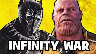 BLACK PANTHER Avengers Infinity War Post-Credits Scenes EASTER EGGS Explained