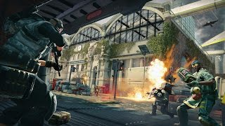 Dirty Bomb Gameplay Part 1 - RAINING DEATH!!!!