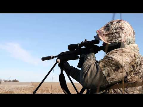 Learn How To Kill Eastern Coyotes!! An Epic 7 Coyote Morning In Kansas!!