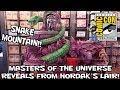 Snake Mountain is Coming! - Masters of the Universe Figure Reveals Super7 Hordak's Lair SDCC 2018