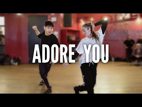 Kaycee Rice & Sean Lew  - HARRY STYLES - Adore You | Kyle Hanagami Choreography
