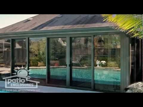Sunroom Pictures For Ideas & Inspiration | Patio ... on Patio Enclosure Ideas  id=17912