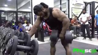 SANGRAM CHOUGULE | BODYBUILDING MOTIVATION |
