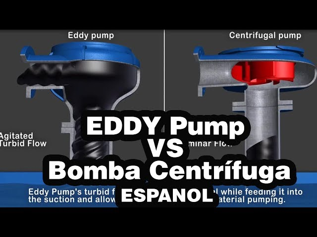 ESPANOL - EDDY Pump VS Bomba Centrífuga
