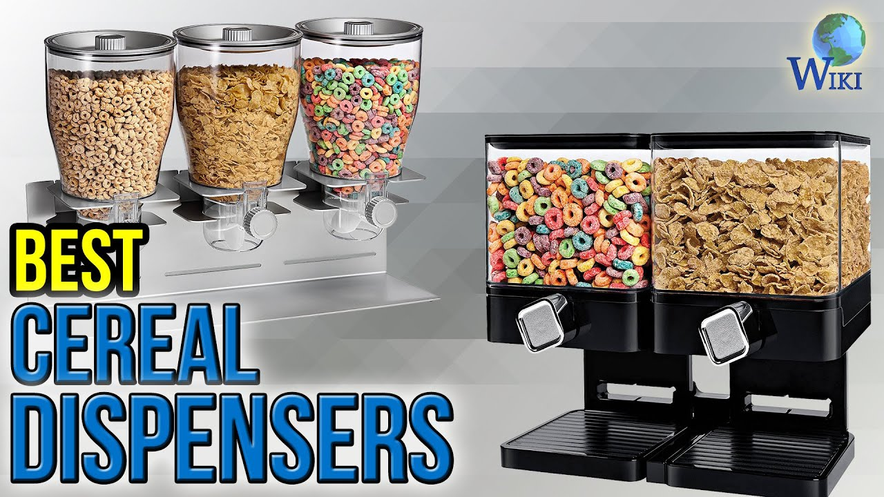 6 best cereal dispensers 2017 youtube 6 best cereal dispensers 2017 ccuart Image collections