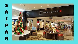 Saipan, the DFS Galleria shopping mall (Northern Mariana Islands, Pacific Ocean)