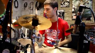 ★ Maná - Ángel de amor ★ [ Drum cover by Pablo Sierra ] ♦ [1080p HD]