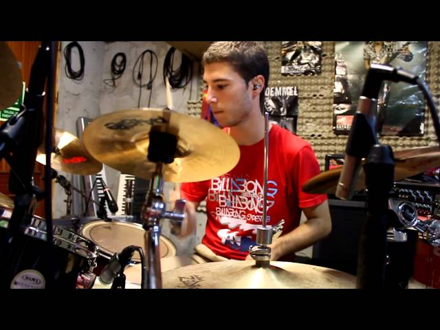 ★ Maná - Ángel de amor ★ [ Drum cover by Pablo Sierra ] ♦ [1080p HD] Videos De Viajes